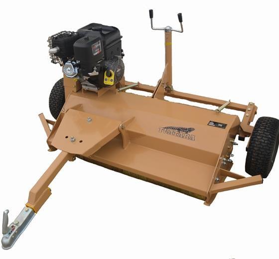 Tuatara ATV Tow-behind flail mower