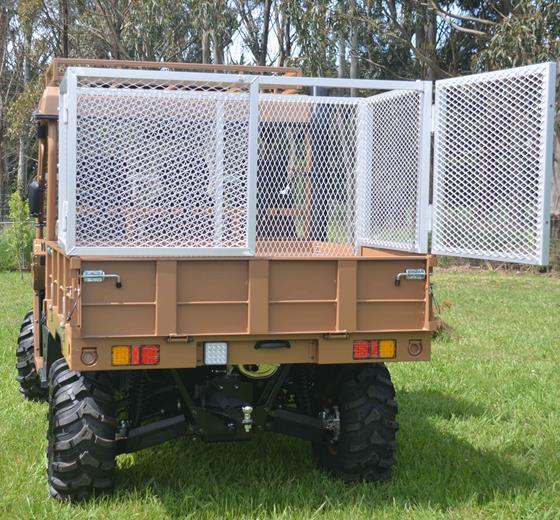 Tuatara ATV cage