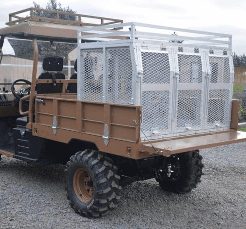 Tuatara ATV Dog Box